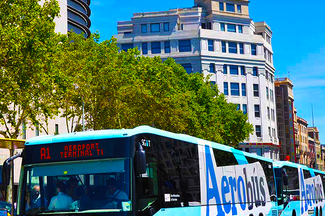 AEROBÚS Barcelona Airport Transfer Tickets