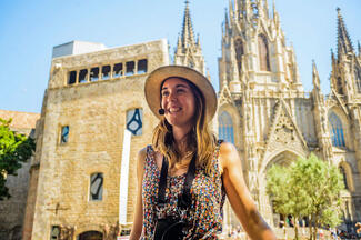 e-bike tour Barcelona Sagrada Familia