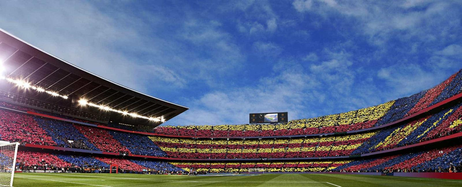 FC Barcelona - Camp Nou Stadium