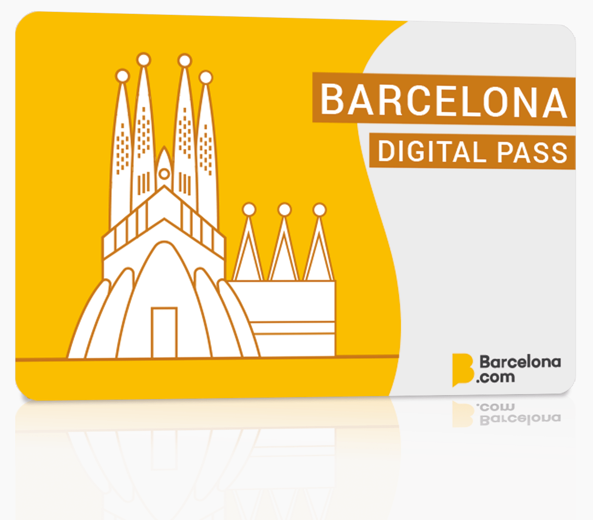 Barcelona City Pass - Entrada sin colas - Sagrada Familia - Park Guell - Aerobus - Hop on hop off touristic bus