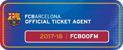 FC Barcelona Tickets - Official Agent