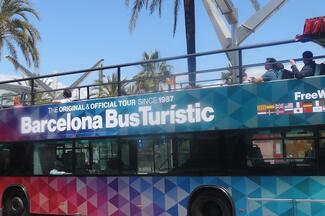 Hop on Hop off Barcelona Bus Tickets
