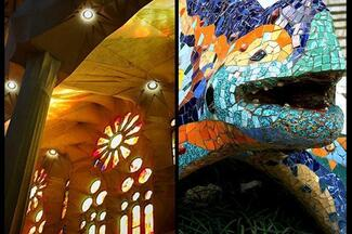The Gaudi Bundle: Skip the line Sagrada & Park Güell