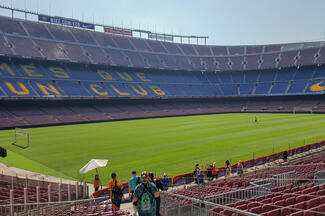 Visit Camp Nou Ticket - Barcelona
