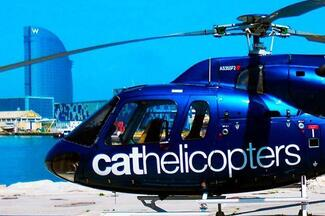Barcelona Costa Helicopter Tour