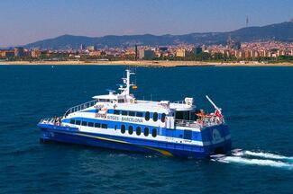 Barcelona Ferry Tickets to Sitges