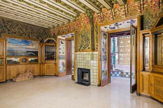 Early access to Casa Vicens and Guided Tours to Park Güell and Sagrada Familia