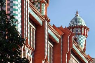Gaudi's Casa Vicens in Barcelona Tickets