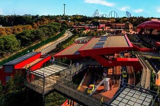 Port Aventura and Ferrari Land Tickets