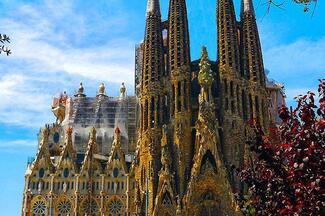 Sagrada Familia - Guided Tour