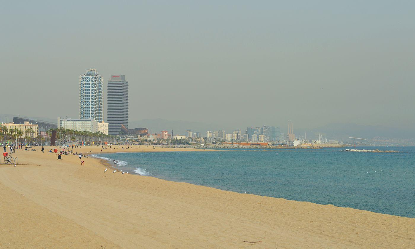 Barcelona Beach Find Beaches In Barcelona