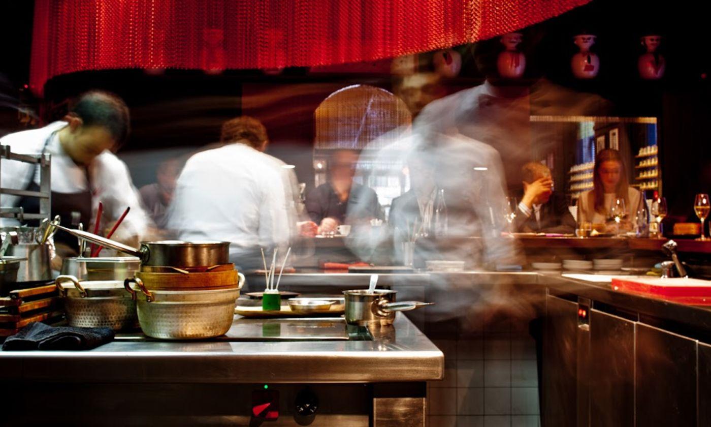 top nouvelle cuisine restaurants in barcelona