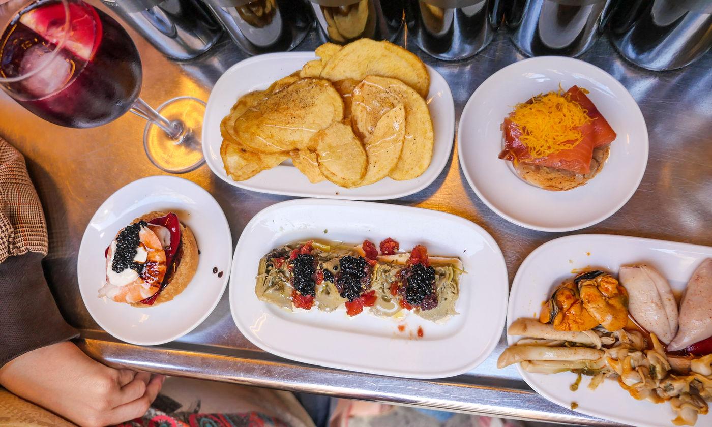 Modele De Bar Pour Cuisine where to eat in barcelona? dining guide - best restaurants
