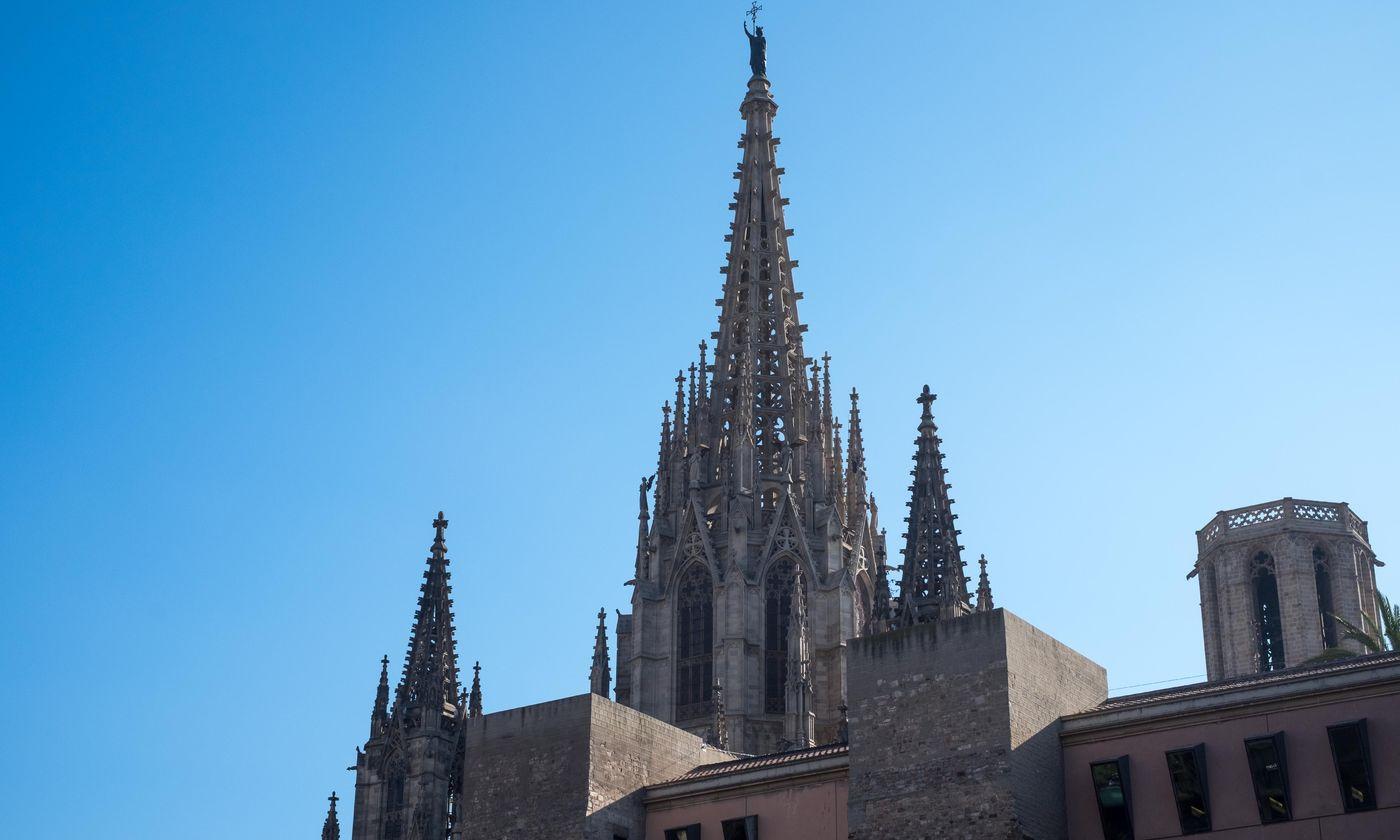 Monuments De Barcelone