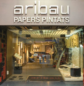 Aribau - Papers Pintats