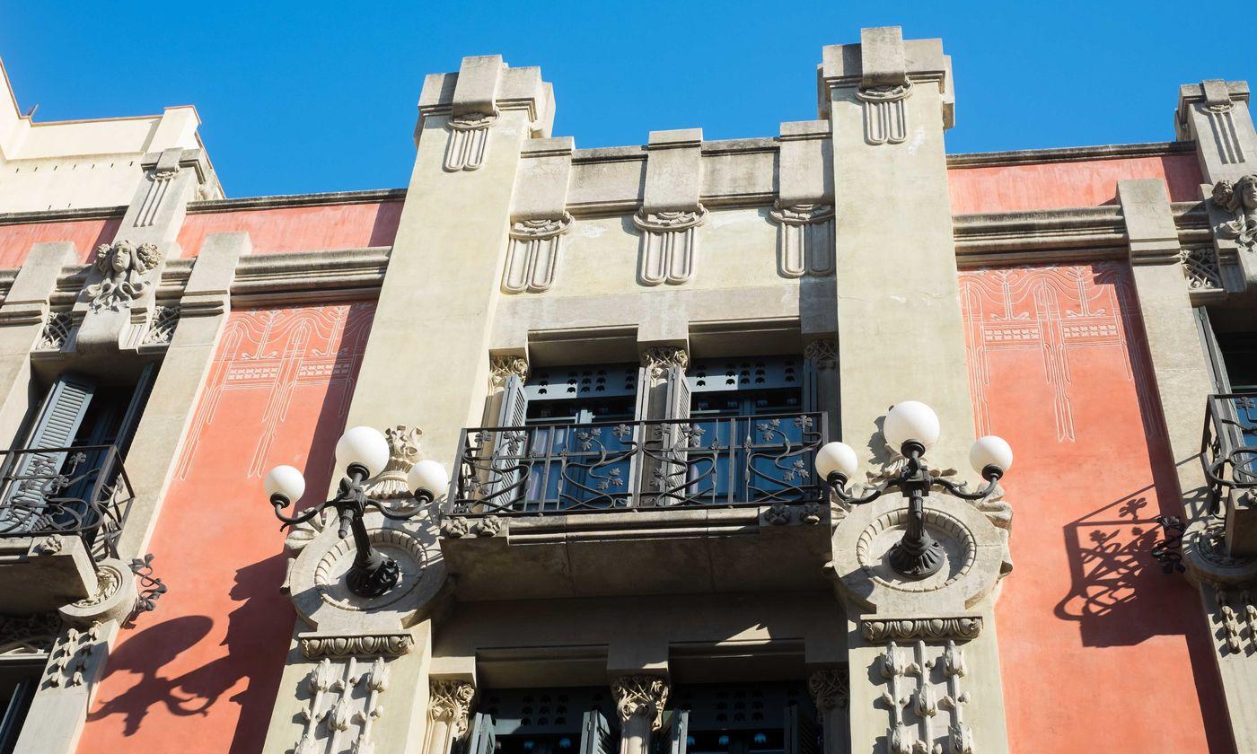 Hotel Apartments In Barcelona Las Ramblas