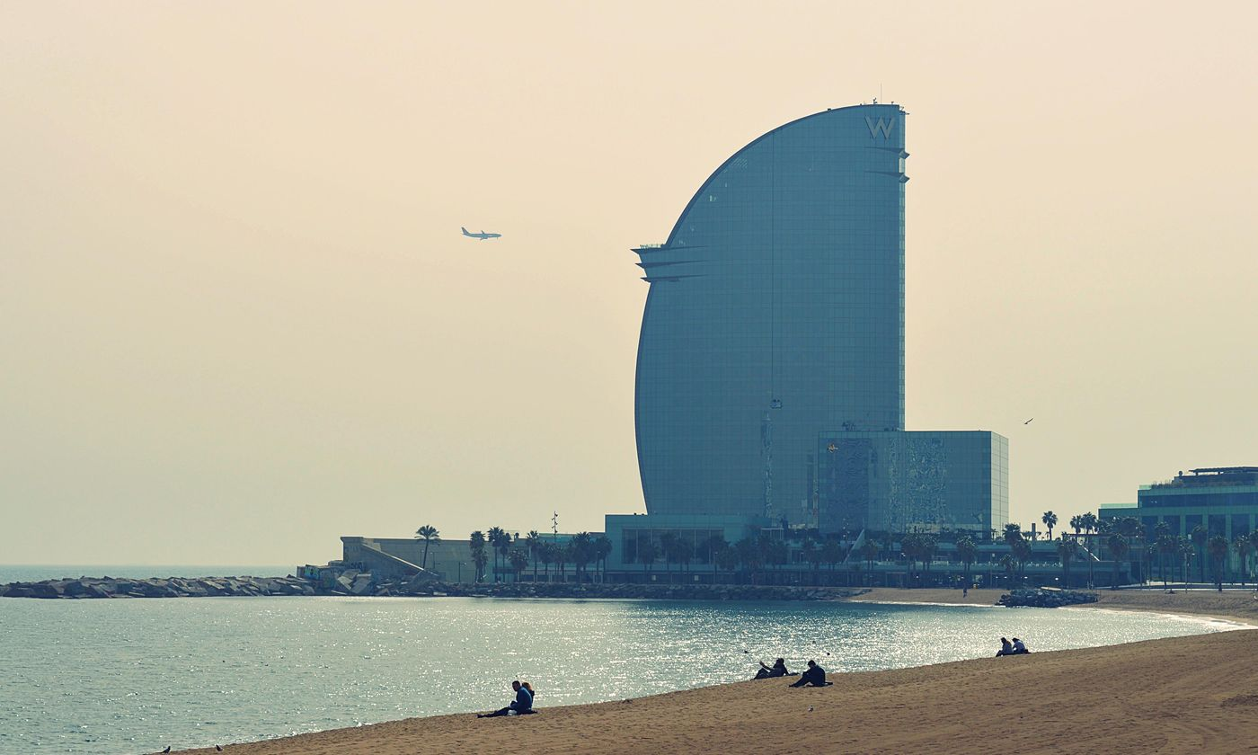 Unterkunft in barcelona ihre unterkunft am meer for Design hotels am meer