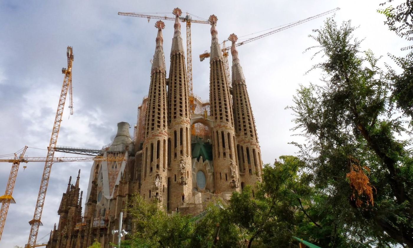 Skip the line ticket to visit the sagrada familia barcelona for La sagrada familia en barcelona