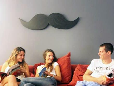 Bon Moustache Boutique Hostel