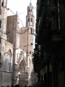 Santa Maria del Mar in Barcelona