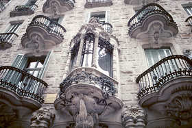Casa Calvet - Gaudi - Barcelona