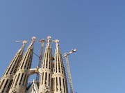 The Sagrada Familia de Gaudi- Barcelona