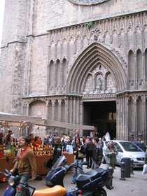 Santa Maria Del Pi - Barcelona