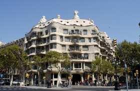 La Pedrera Gaudi