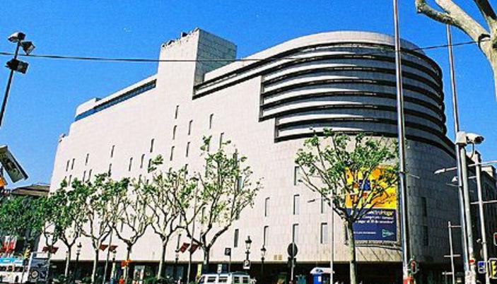 El corte ingl s in barcelona - El corte ingles plaza cataluna barcelona ...